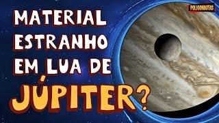 Material Estranho é Encontrado em Lua de Júpiter - Quando Surgiu a Vida? | 5 Mistérios Sem Solução