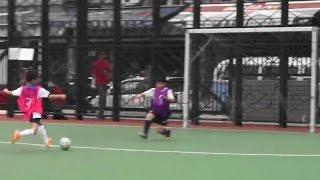 HKFA Chelsea Futsal Cup 2015-16(學校組別) - Stage group (1st game) DBSPD Vs 聖若瑟英文小學 (5-0)