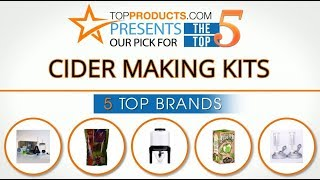 Best Cider Making Kit Reviews 2017 – How to Choose the Best Cider Making Kit