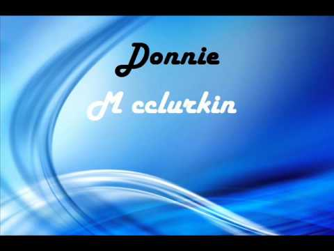 Donnie Mcclurkin Here With You