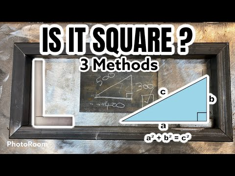 Is it square? Basic metal fabrication &  construction tips tricks skills & knowledge.