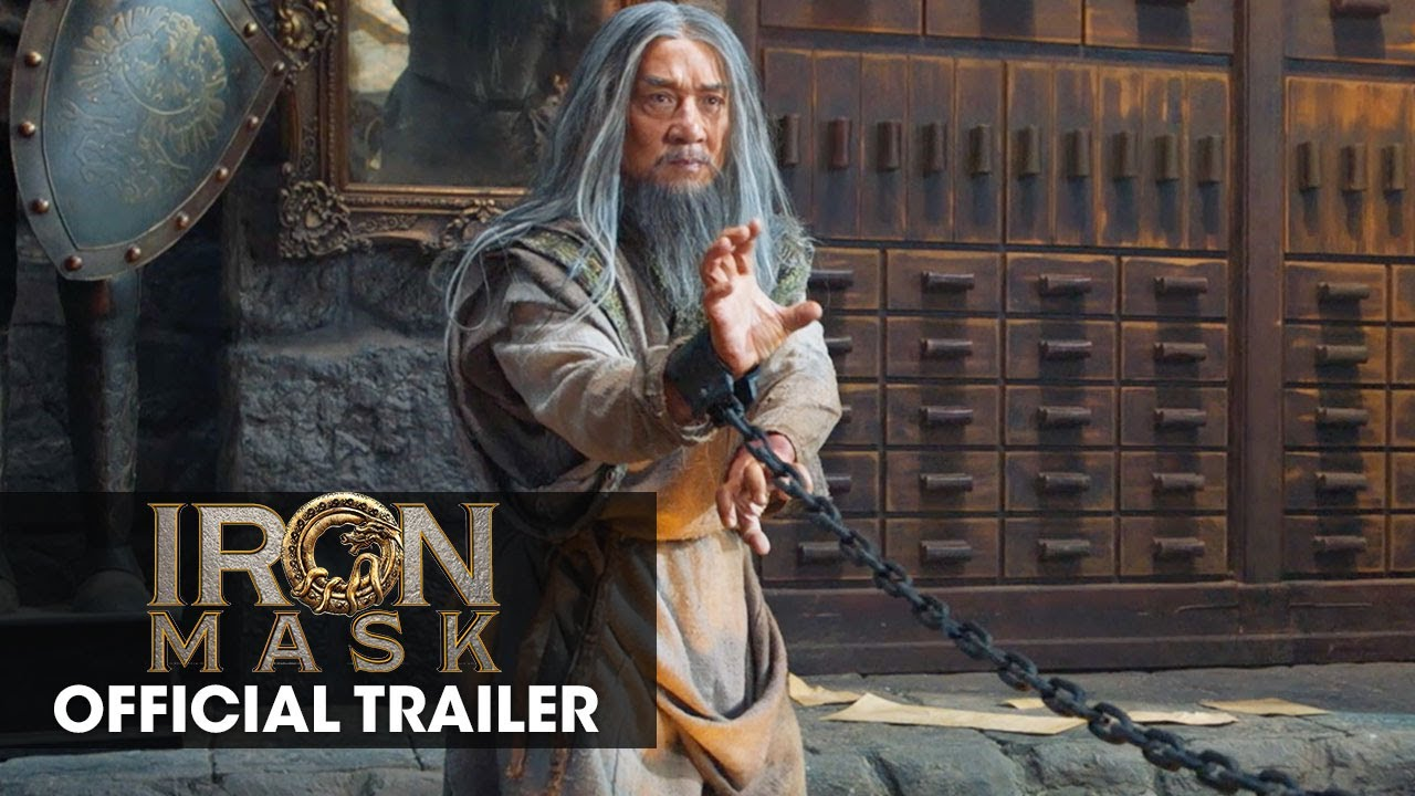 Download Iron Mask (2020 Movie) Official Trailer – Jackie Chan, Arnold Schwarzenegger