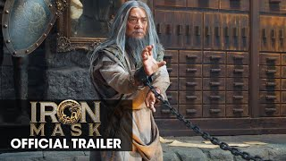 Iron Mask (2020 Movie) Official Trailer - Jackie Chan, Arnold Schwarzenegger