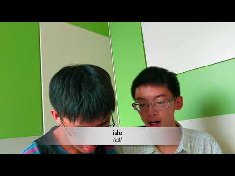 ENGLISH PRONUNCIATION MISTAKES Made by Most Hongkongers [BRITISH ENGLISH] (Part 2)