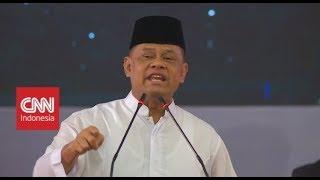 Gatot: Saya Datang ke Pidato Prabowo Tidak untuk Jabatan
