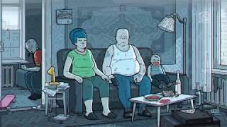 THE SIMPSONS. Russian Art Film Version // Симпсоны...