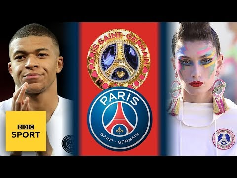 PSG: Football club or fashion brand? | BBC Sport