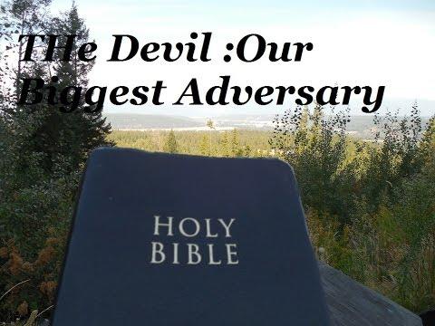 Satan: A Warning To Us All
