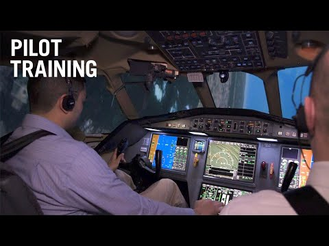 How Pilots Train to Fly Business Jets – AINtv