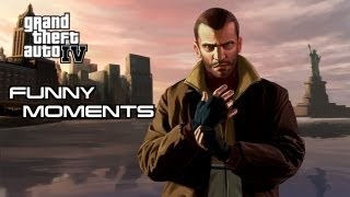 Gta Iv Funny Moments With Friends (corpse Launches/ Swing Set Glitch/magic Scoobus)