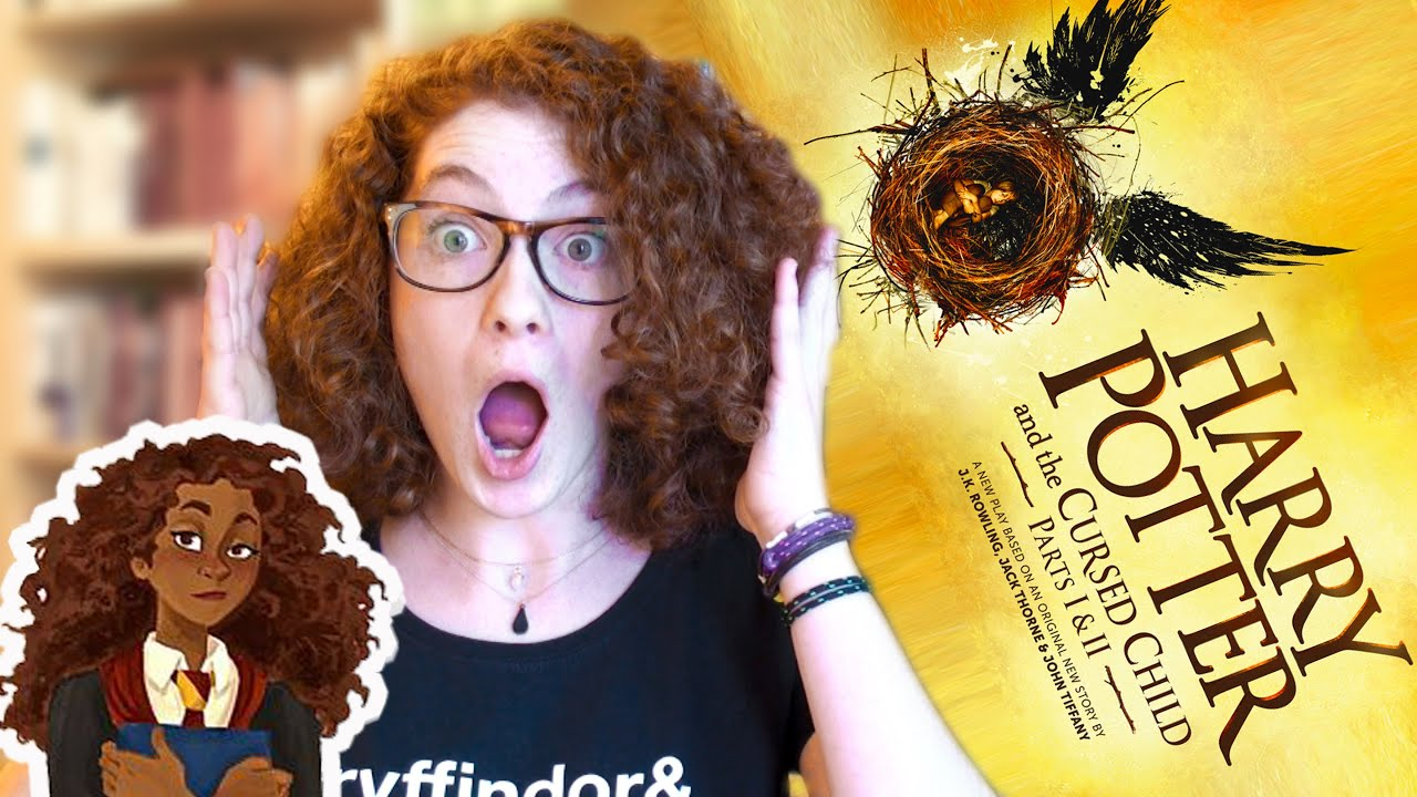 El Libro De Harry Potter Y El Niño Maldito Octavo Libro De Harry Potter The Cursed Child El Niño
