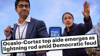 Democrats Want Ocasio-Cortez to Fire Her Chief of Staff Because He Criticized Them