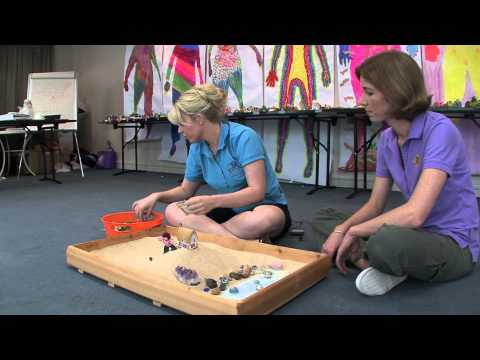 """Sand"" - An example of its use in Play Therapy"