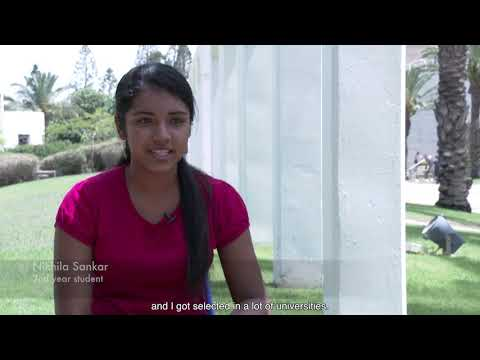 Engineering Students From India Share Their Experiences At Tel Aviv University