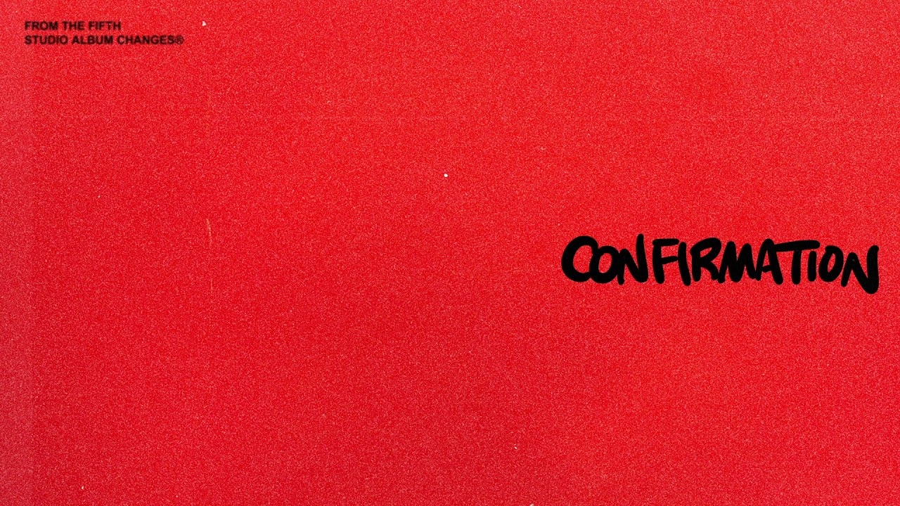 Download Justin Bieber - Confirmation (Audio)