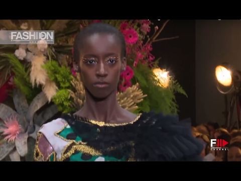 VIKTOR & ROLF Boulevard of Broken Dreams Haute Couture Spring Summer Full Show 2017 Paris by Fashion