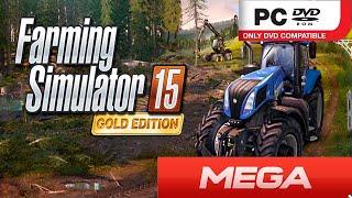 Descargar Farming Simulator 2015 -Gold Edition PC Por MEGA - Torrent(Hola que tal Amigos. hoy les traigo el tutorial de como descargar e instalar Farming Simulator 2015 -Gold Edition PC Lo pueden descargar por mega y por ..., 2015-10-30T17:41:23.000Z)