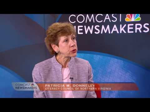 Comcast Newsmakers' interview with LCNV's Patricia Donnelly