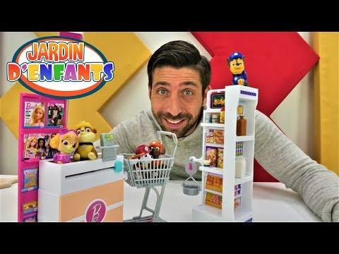 """Vidéo en français pour enfants. Show - """"Comme maman"""" № 9 : au terrain de jeuxиз YouTube · Длительность: 4 мин11 с"""