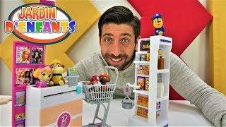 Vidéo pour enfants du Jardin d'enfants №40 avec la Pat Patrouille: le magasin