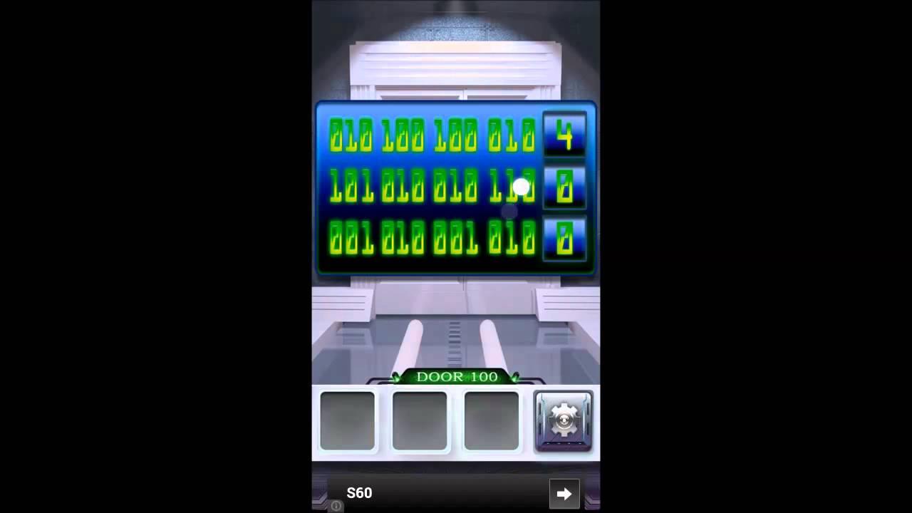100 Doors 3 Level 100 Walkthrough Youtube