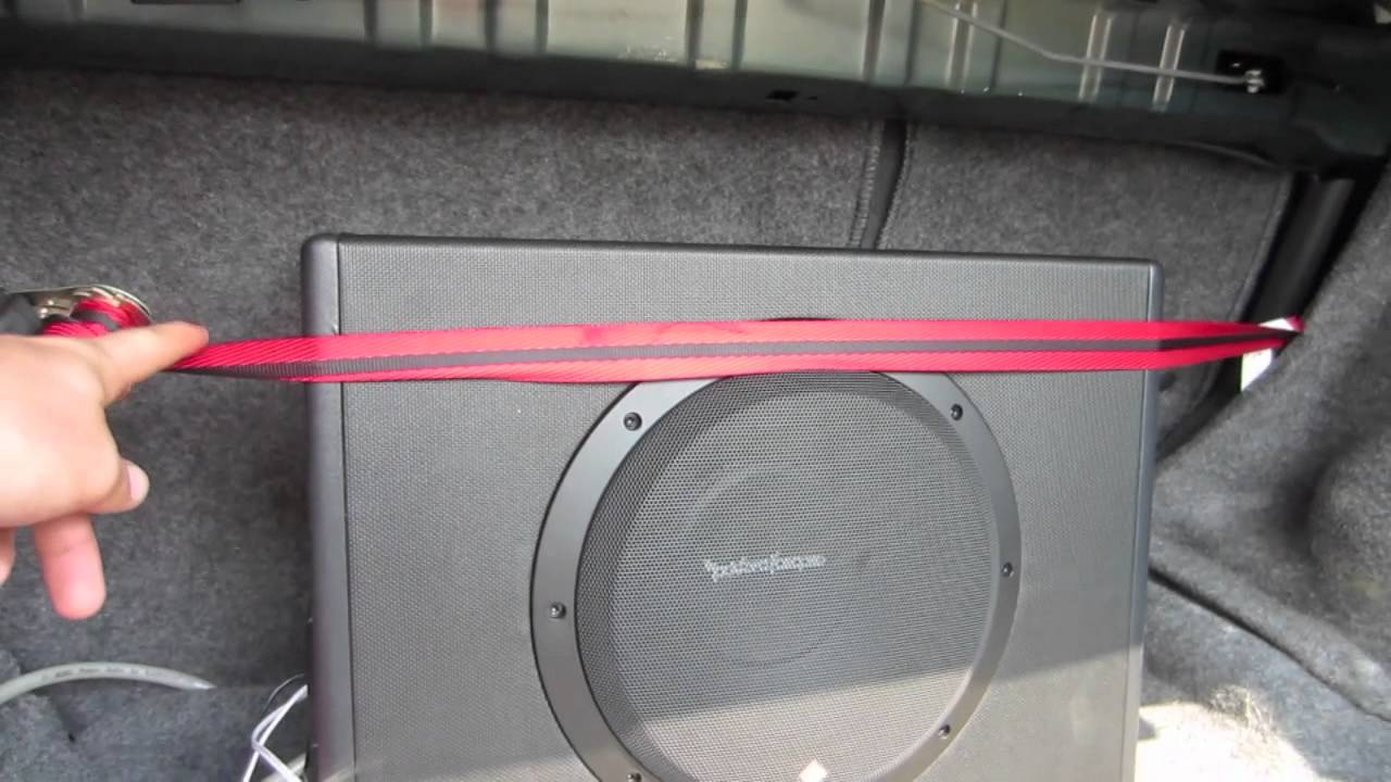 Rockford Fosgate P300 10 Review Youtube Inch Sub Wiring Diagram