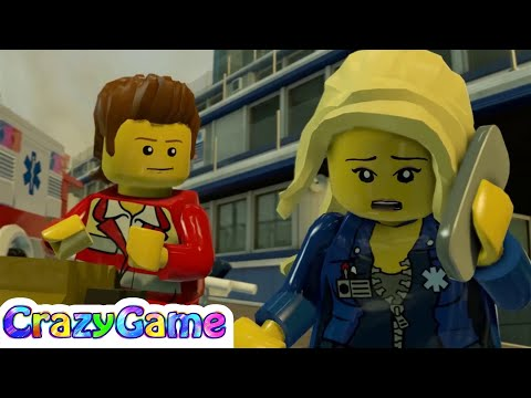 Lego City Undercover Complete Game Walkthrough 8 Hour - #Lego Game For Children