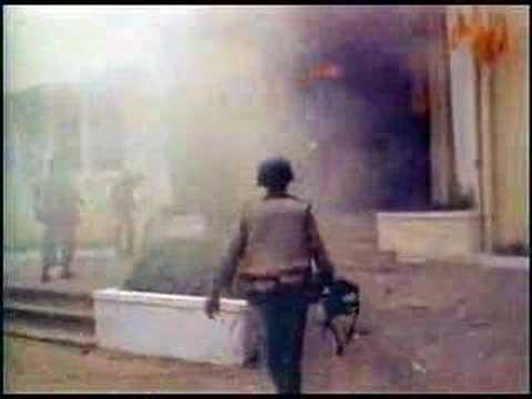 Tet Offensive 1968, US Embassy & Saigon fighting