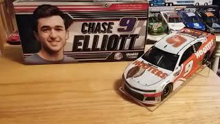 Diecast review #36 2018 Chase Elliot Hooters Chevrolet Zl1 1/24 [Bristol buy]