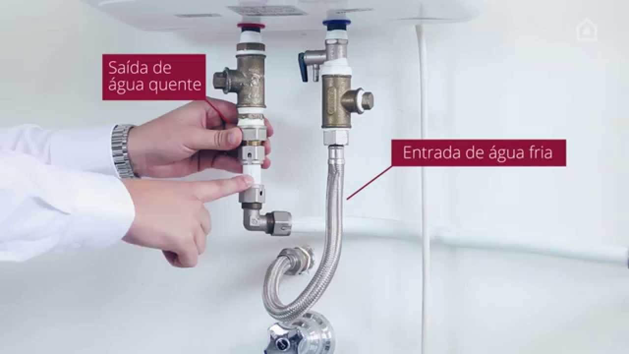 Ariston Shape Water Heater Installation Guide Youtube