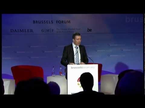 NATO Secretary General - ''NATO 2020: Shared leadership for a shared future'' 1/2