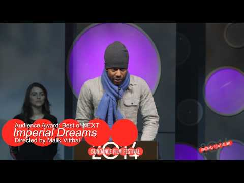 Audience Award: Best Of NEXT: Imperial Dreams, directed by Malik Vitthal