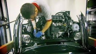 Seat León ST - Cómo fabricar un coche en 2 minutos