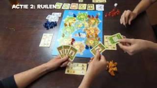 De Kolonisten van Catan Junior Speluitleg - 999 Games