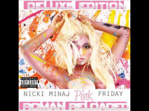 Nicki Minaj - Roman Holiday (Official Studio Version)