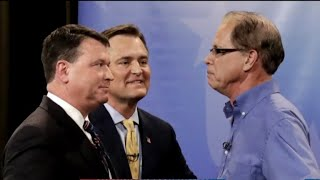 Republicans in Indiana battle for GOP Senate nomination ahead of primary
