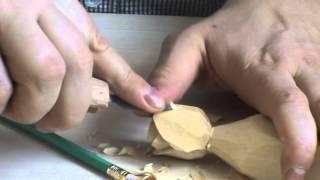 резная роза из дерева(четвертый видео урок резьбы по дереву вырезаем розу http://belyaev-master.ru/ сайт для мастеровых людей., 2013-03-11T16:24:58.000Z)