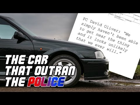 The Car That Outran The Police