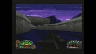 Star Wars: Dark Forces PlayStation Gameplay - Dark Forces