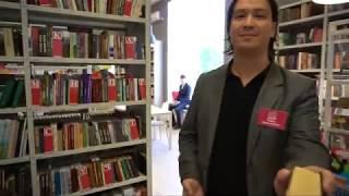 Библиотека им. А.Т. Черкасова г. Минусинск