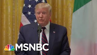 McCaffrey on Trump Kurds Remark: 'It's Simply Absurd, Cruel, It Makes Him Stupid' | Deadline | MSNBC