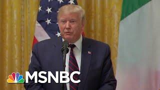 Trump's Claim Kurds Are Happy: 'It's Simply Absurd, Cruel, It Makes Him Stupid' | Deadline | MSNBC