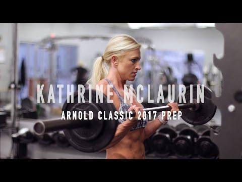 Arnold Classic 2017 Prep: Kathrine McLaurin