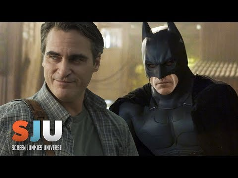Joaquin Phoenix Could Have Been Our Batman - SJU