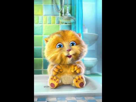 Twinkle Twinkle Little Star - kid's song - Talking Ginger