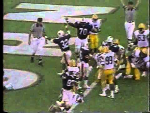 Alabama at Auburn 1989