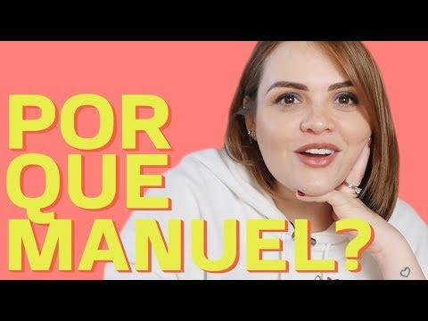 POR QUE O NOME MANUEL? E O APÊ NOVO? INFLUENCIADOR DEVE FALAR DE POLÍTICA? • Karol Pinheiro