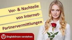 Online-Partnervermittlungen: Vorteile, Nachteile, Tricks. Aus: Singlebörsen verstehen