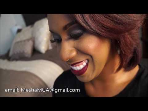 Happy Client Makeup Application  MakeupMesha