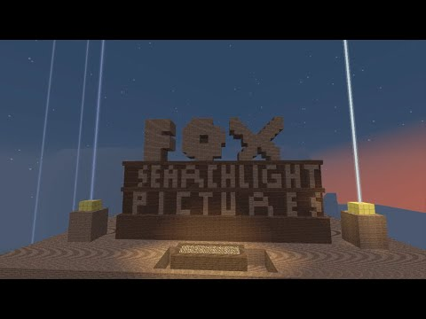 Fox Searchlight Pictures Logo Remake (Minecraft) thumbnail